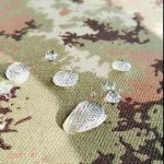 100% poliestera različitih vrsta tvornice dvoslojne tkanine