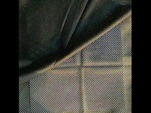 160gsm poliester warp pletu mrežaste mrežaste tkanine za vojni prsluk