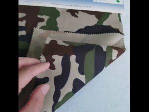 Kamuflažni uzorak 8020 pamučna poliesterska vunena tkanina za vojnu odoru