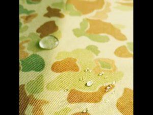 Kina tvornica 1000 denier cordura tiskana najlona tkanina s vodoodbojna