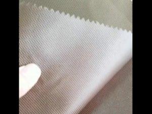 Kina dobavljač 1680D poliester PU obložen oxford tkanina za ruksak