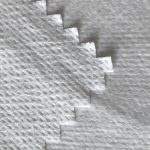 WF1 / O9TO5 SS + PTFE Netkana tkanina laminirana PTFE mliječno prozračnom membranom od medicinske zaštitne tkanine