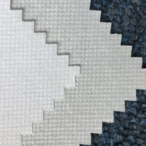 WF2 / O6SO5 SS + PE 75gsm Polipropilenska netkana tkanina + PE za zaštitnu odjeću za jednokratnu upotrebu u medicini