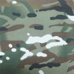 teflon 100% poliester tkani vodootporni otvoreni vojni maskirni kišni tkanina
