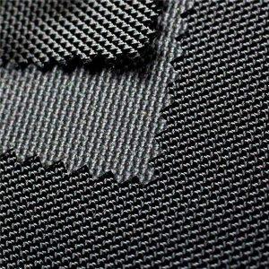 1680D twill jacquard poliester oxford tkanina s PU obloženom tekstilom za torbe