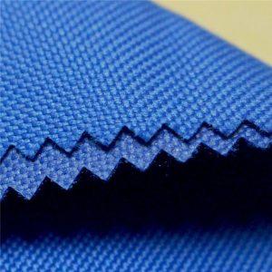 visoka otpornost na vodu 600d Oxford pu pvc obložena šatorska tkanina