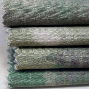 Antistatički vojni tisak Ripstop pamučna tkanina za vojnu odjeću