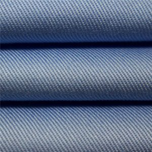 100% pamučna vlakna obojena tkanina odjevnih predmeta odjevnih predmeta odjeće