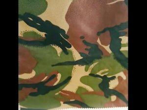 maskirno tiskano vodonepropusno najloni Oxford uniformi vojna tkanina