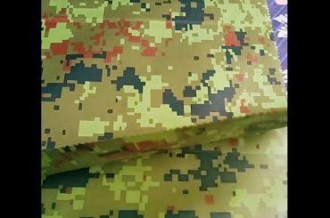 proizvođač porculana veleprodajni kamuflažirani reljefni geoteksni tkanina za kišu za vanjsku tkaninu