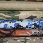 vojna tkanina