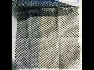 probni nalog 100% poliesterskih vojnih vrećica podstava mrežica trajna tkanina